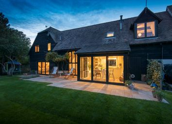 Thumbnail 4 bed barn conversion for sale in Upton, Aylesbury