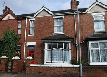Thumbnail 2 bed terraced house to rent in Kensington Road, Oakhill, Stoke-On-Trent
