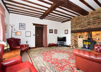 Barn Hill, Hunton, Maidstone, Kent ME15. 4 bed semi-detached house