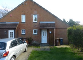 Thumbnail 1 bed property for sale in Montfitchet Walk, Stevenage