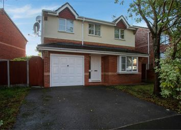 Thumbnail 4 bed detached house for sale in Fox Covert Way, Crewe, Cheshire