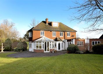 Thumbnail 4 bedroom detached house for sale in Burkes Road, Beaconsfield, Buckinghamshire