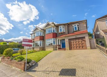 Thumbnail 5 bed semi-detached house for sale in Pine Walk, Banstead