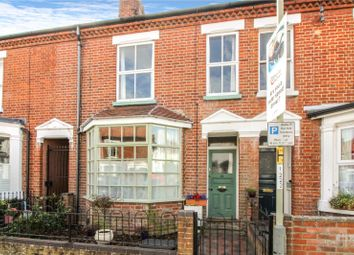 Thumbnail 3 bedroom terraced house for sale in Whitehall Road, Norwich
