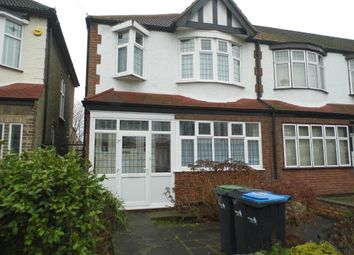 Thumbnail 3 bed end terrace house for sale in Blakesware Gardens, Bush Hill Park Borders