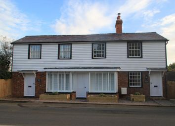 Thumbnail 3 bed semi-detached house for sale in The Old Stores, Iden Green Road, Iden Green, Kent