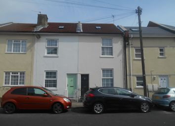 Thumbnail 4 bedroom terraced house to rent in St. Vincent Road, Southsea