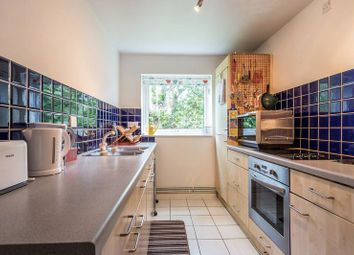 Thumbnail 2 bed flat for sale in Greenacre Court, Englefield Green, Egham