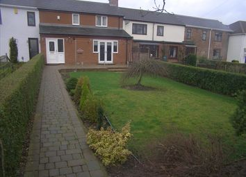 Thumbnail 3 bedroom terraced house for sale in Dunelm Road, Thornley, Durham