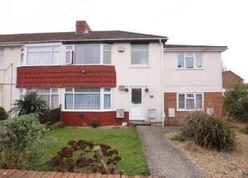Thumbnail 1 bed flat for sale in Westfield Avenue, Fareham