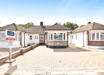 Thumbnail 3 bed semi-detached bungalow for sale in Whitby Road, Ruislip, Middlesex