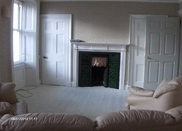 Thumbnail 1 bed flat to rent in High Street, Lanark