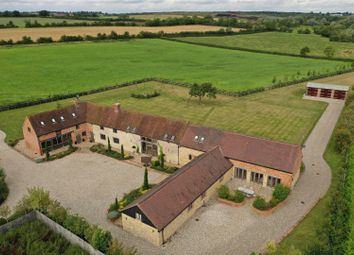 Thumbnail 6 bed barn conversion for sale in Deppers Bridge, Southam, Warwickshire