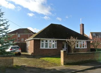Thumbnail 3 bed detached bungalow for sale in Willoughby Road, Bourne, Lincolnshire