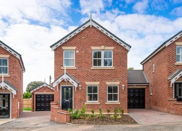 Thumbnail 3 bed detached house for sale in Stafford Road, Woodseaves, Stafford