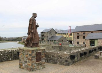 Thumbnail 1 bed flat for sale in Castle Apartment, North Quay Court, Pembroke