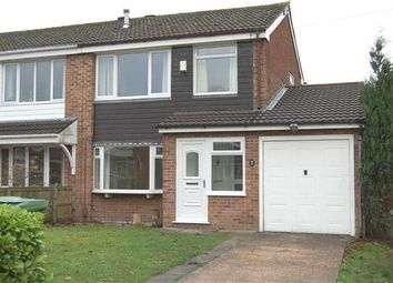 Thumbnail 3 bedroom property to rent in Curzon Road, Poynton