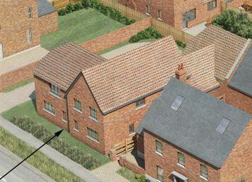 Thumbnail Land for sale in Langar Lane, Harby, Melton Mowbray