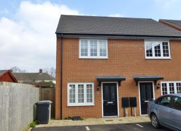 Thumbnail 2 bedroom terraced house for sale in John Clare Close, Oakham