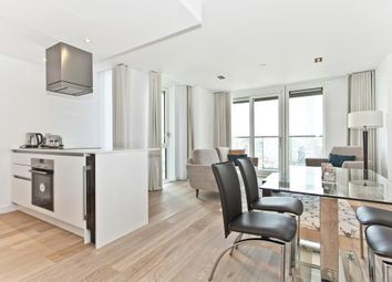 Thumbnail 3 bed flat to rent in Avantgarde Tower, 1 Avantgarde Place, London