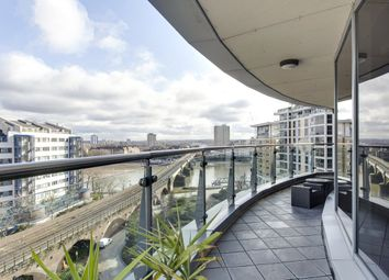 Thumbnail 3 bed flat for sale in Chelsea Vista, The Boulevard, Fulham, London
