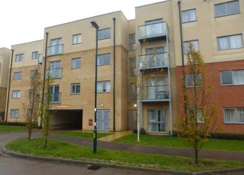 Thumbnail 2 bed flat for sale in Admiral Drive, St Nicholas, Stevenage