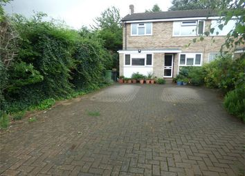 Thumbnail 3 bed semi-detached house for sale in Mere View, Yaxley, Peterborough, Cambridgeshire