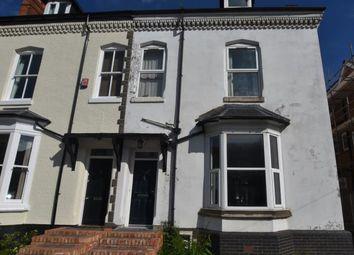 Thumbnail 4 bed semi-detached house for sale in Poplar Avenue, Edgbaston, Birmingham