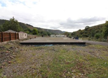 Thumbnail Land for sale in Heathfield, Tredegar