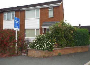 Thumbnail 2 bed semi-detached house for sale in Australia Street, Ponciau, Wrecsam, Wrexham