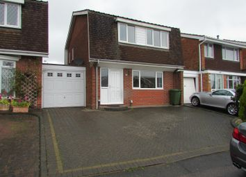 Thumbnail 3 bed link-detached house to rent in Windsor Close, Tamworth, Staffordshire
