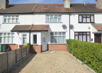 Thumbnail 2 bed terraced house for sale in Chipstead Valley Road, Coulsdon