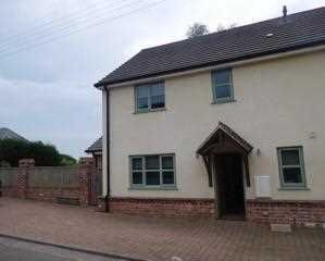 3 bed detached house for sale in Willow Cottage, Ebford Lane, Ebford EX3