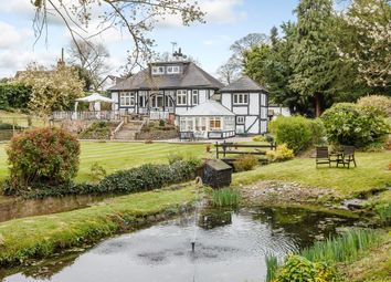 Thumbnail 6 bed detached house for sale in Church Minshull, Nantwich