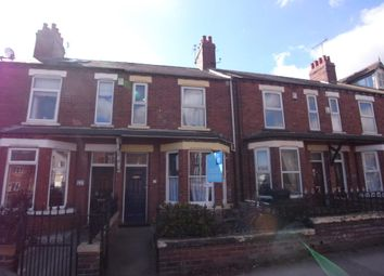 Thumbnail 1 bedroom flat to rent in Poppleton Road, York