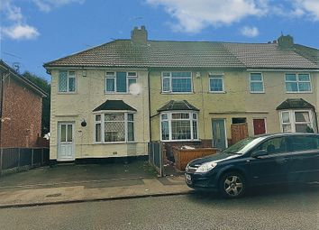 Thumbnail 3 bed terraced house to rent in Gayer Street, Bell Green, Coventry