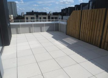 Thumbnail 3 bed flat to rent in Giles House, 10 Forrester Way, Stratford, London
