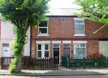 Thumbnail 2 bed terraced house to rent in Carnarvon Street, Netherfield