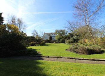 Thumbnail 5 bed detached house for sale in Renacres Lane, Halsall, Ormskirk
