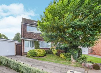 Thumbnail 4 bedroom semi-detached house for sale in Pipers Croft, Dunstable