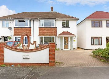 Thumbnail 3 bed semi-detached house for sale in Rutters Close, West Drayton