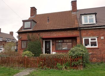 Thumbnail 2 bed bungalow to rent in Lilac Park, Ushaw Moor, Durham