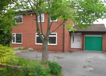 Thumbnail Detached house to rent in St Martins Close, Blyth, Worksop