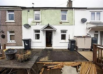 Thumbnail 3 bed terraced house for sale in Cynwal Terrace, Upper Cwmtwrch