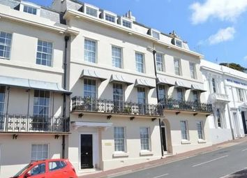 Thumbnail 3 bed flat for sale in Royal Marina Court, Beacon Terrace, Torquay