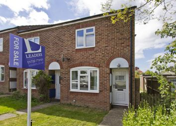 Thumbnail 2 bed end terrace house for sale in Cramptons Road, Sevenoaks