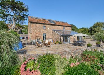 Thumbnail 4 bed barn conversion for sale in Sevier Road, Loxton, Axbridge
