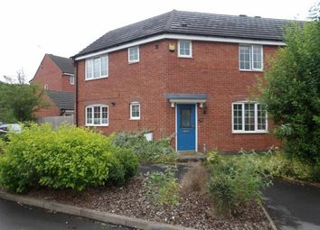 Thumbnail 3 bed semi-detached house for sale in Godwin Way, Stoke-On-Trent, Staffordshire