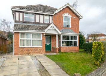 4 bed detached house for sale in Woodlea Fold, Meanwood, Leeds, West Yorkshire LS6