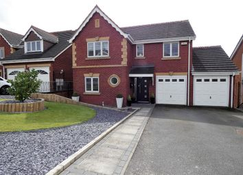 Thumbnail 4 bed detached house for sale in Doveridge Road, Stapenhill, Burton-On-Trent